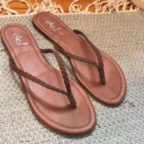 Rue21 Shoes | Braided Rope Flip Flops